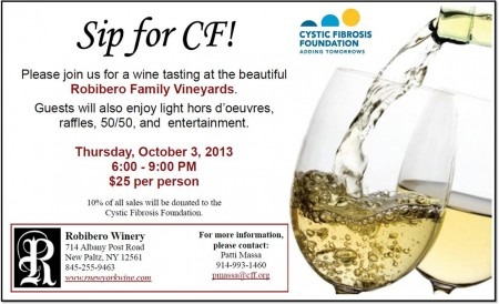 Sip for Cystic Fibrosis